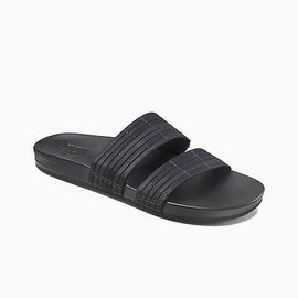 Reef Reef - CUSHION BOUNCE SLIDER Wmns Sandal - Blk -