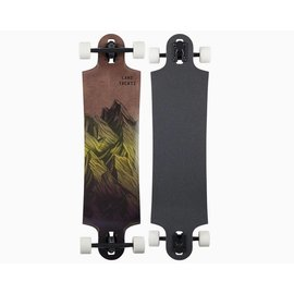 "Landyachtz Landyachtz - SWITCHBLADE 38"" Yellow Fade"