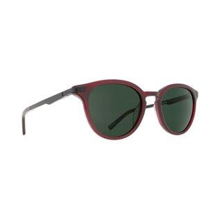 SPY Spy - PISMO - Translucent Garnet w/ Happy Grey/Green