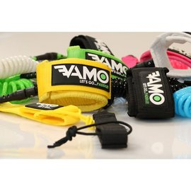 Vamo Vamo - COILED SUP LEASH - 9'