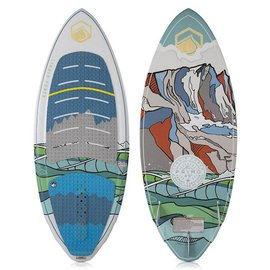 Liquid Force Liquid Force - PRIMO Wakesurf (2018) - 5'1""