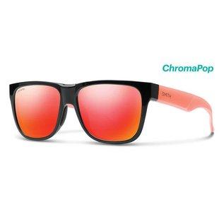 Smith Optics Smith - LOWDOWN 2 - Black Sunburst w/ CP Sun Red Mirror