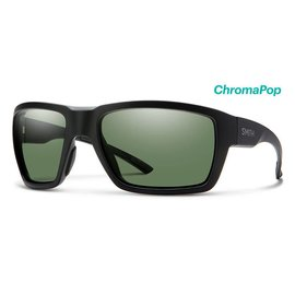 Smith Optics Smith - HIGHWATER - Matte Black w/ CP+ POLAR Gray Green