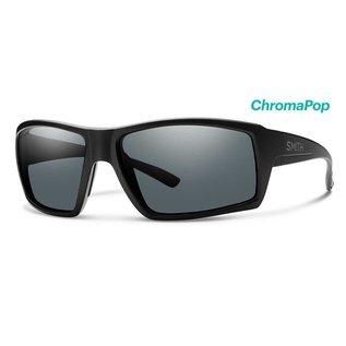 Smith Optics Smith - CHALLIS - Matte Black w/ CP GLASS POLAR Gray