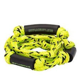 Straight Line Straight Line - Knotted Surf Pkg Rope - 20'