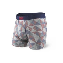 Saxx Saxx - ULTRA BOXER FLY - Grey Pyramid -