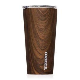 Corkcicle Corkcicle - TUMBLER - Walnut Wood - 16oz