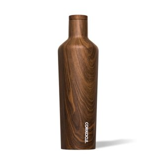 Corkcicle Corkcicle - CANTEEN - Walnut Wood - 25oz