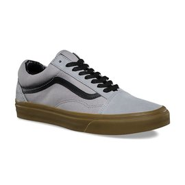 Vans Vans - OLD SKOOL (Gum) - Alloy/Blk -