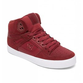 DC DC - PURE HIGH TOP WC - Burgundy -