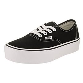 Vans Vans - AUTHENTIC PLATFORM - BLACK -