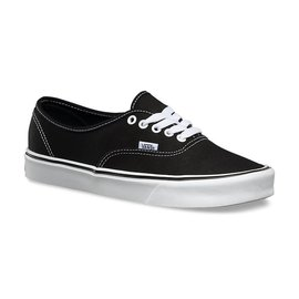 Vans Vans - AUTHENTIC LITE - BLACK/WHITE -