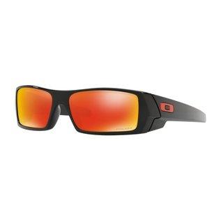 Oakley Oakley - GASCAN - Polished Black w/ PRIZM Ruby