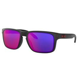Oakley Oakley - HOLBROOK - Matte Black w/ +Red Iridium