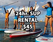 SUMMER RENTAL RATES - PADDLE BOARDS  - S.U.P. , WAKEBOARDS, WAKESURF