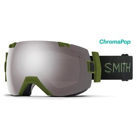 Smith Optics Smith - I/OX - Moss Surplus w/ CP Sun Platinum Mirror + Bonus CP Lens