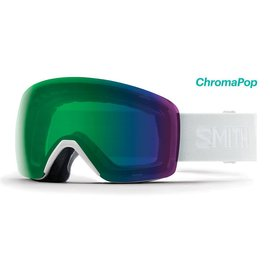 Smith Optics Smith - SKYLINE - White Vapor w/ CP Everyday Green Mirror