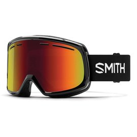 Smith Optics Smith - RANGE (Asian Fit) - Black w/ Red Sol-X Mirror