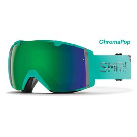 Smith Optics Smith - I/O - Opal w/ CP Sun Green Mirror + Bonus CP Lens