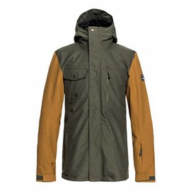 Quiksilver QuikSilver - MISSION 3in1 Jkt - Grape Leaf -