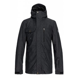Quiksilver QuikSilver - MISSION 3in1 Jkt - Black -