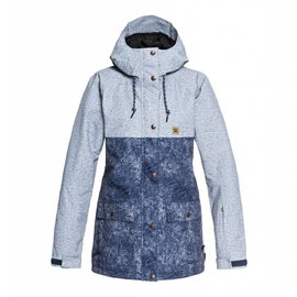DC DC - Wmns CRUISER Jkt - Acid Wash -