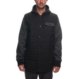 686 686 - Mens BEDWIN Jkt - Black -