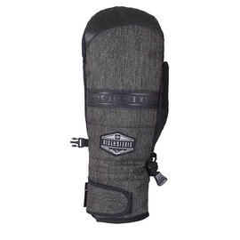 686 686 - RECON Mitt - Blk Denim -