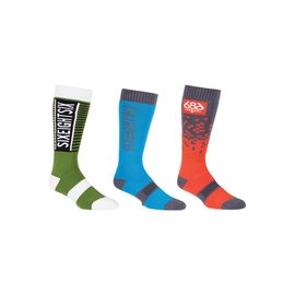 686 686 - KNOCKOUT Socks (3 Pk)