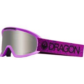 Dragon Dragon - DX2 - Violet w/ LL Silver Ion + Bonus LL Drk Smk
