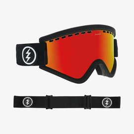 Electric Visual Electric - EGV - Matte Black w/ Red Chrome