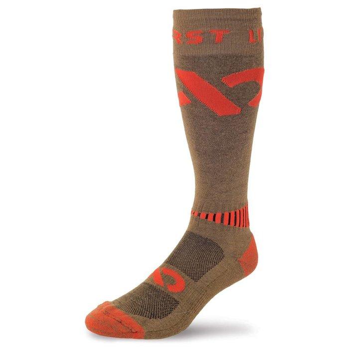 First Lite Mountain Athlete Triad Sock