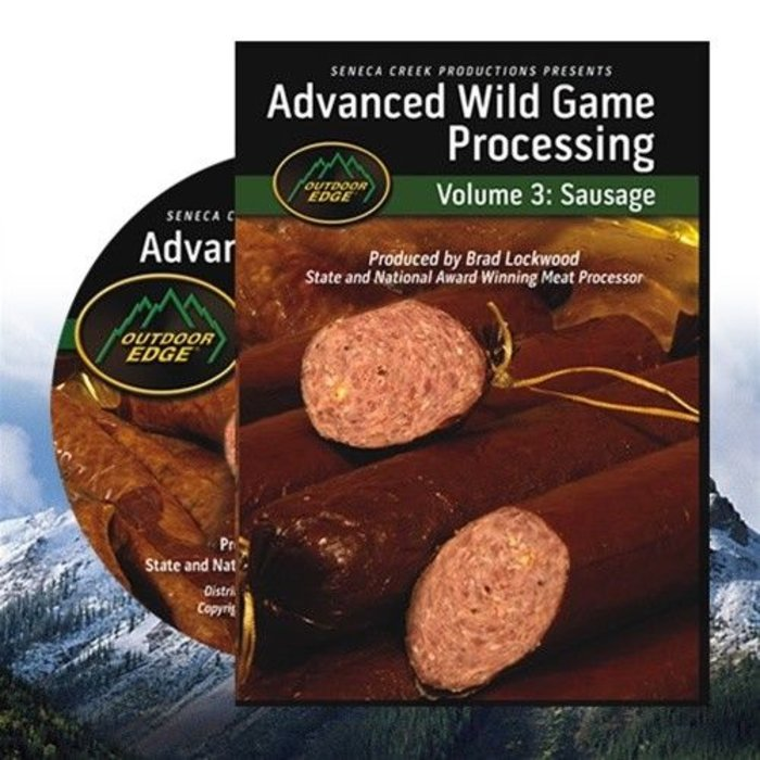 Advanced Wild Game Processing - Sausage: Volume 3