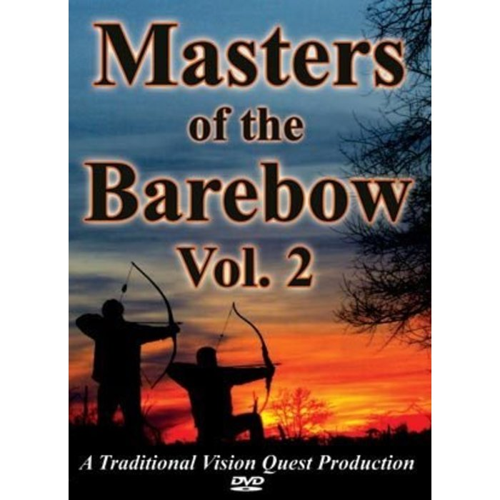 Masters Of The Barebow DVD Vol 2