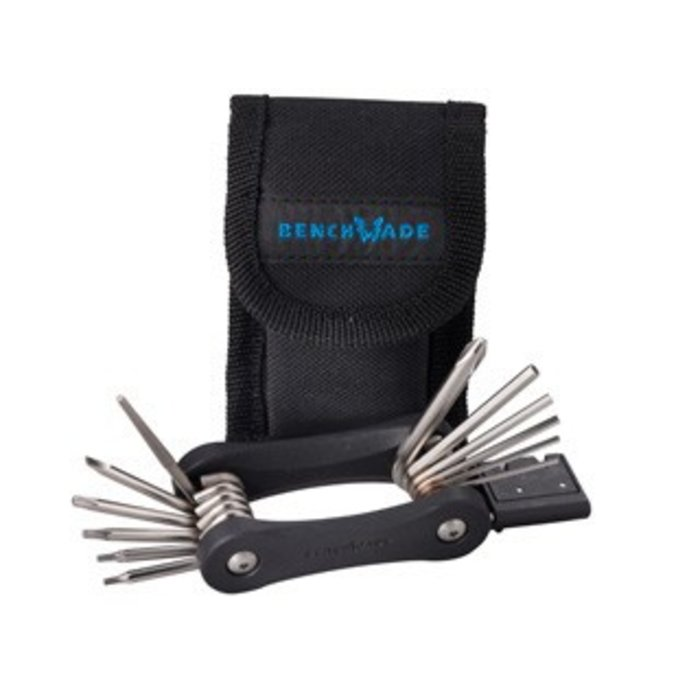 Benchmade 985995F Folding Tool Kit W/ Sharpener
