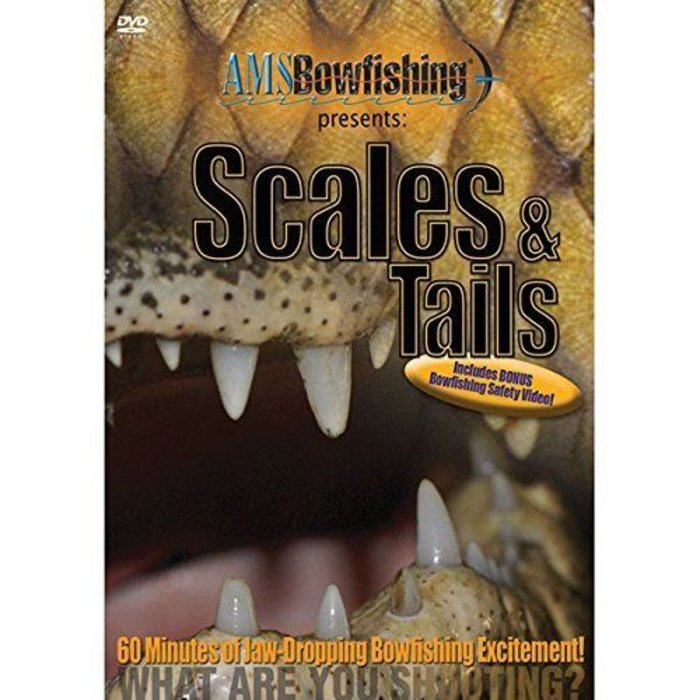 Bowfishing Scales & Tales DVD