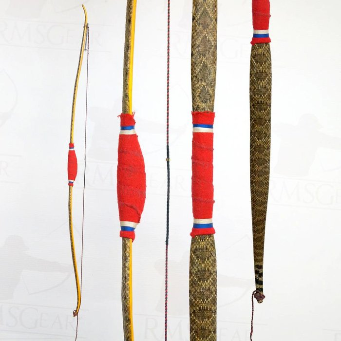 Self bow - Snakeskin Backed - SBKN