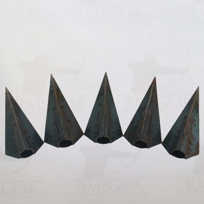 Used Broadheads 99-110gr - 5 pack