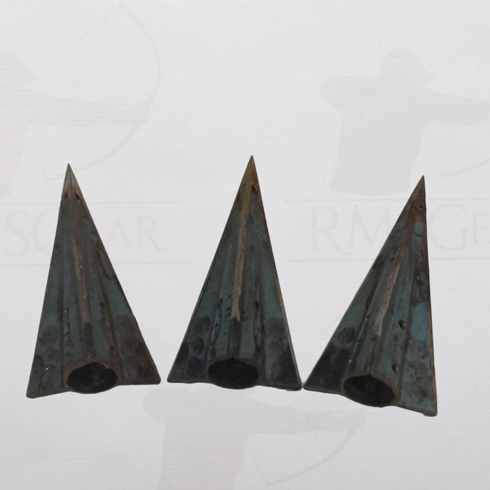 Used Broadheads 128-131gr - 3 pack