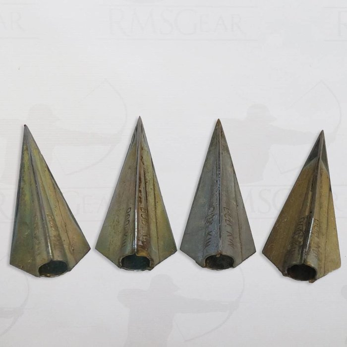 Used - Bodkin Broadheads - Assorted Grains - 10 pk