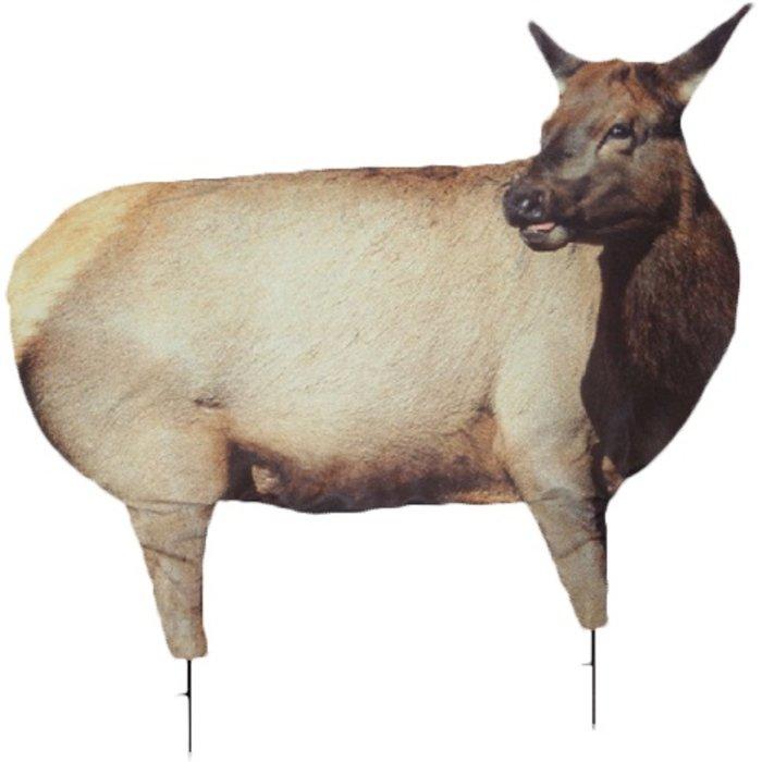 Montana Decoy Cow Elk 1 - 0001