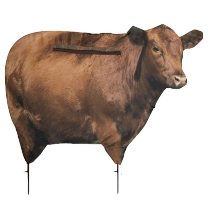 Montana Decoy Big Red Moo Cow - 0051