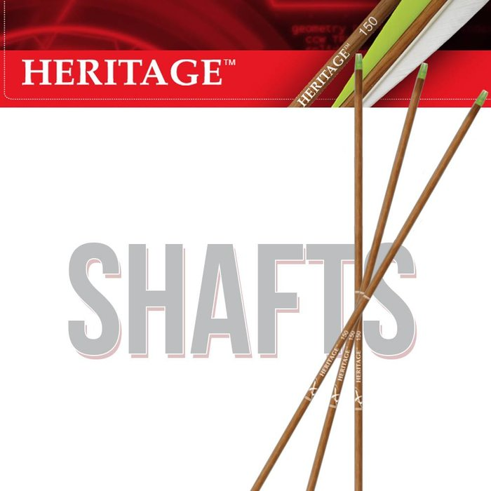 Carbon Express Heritage Shafts
