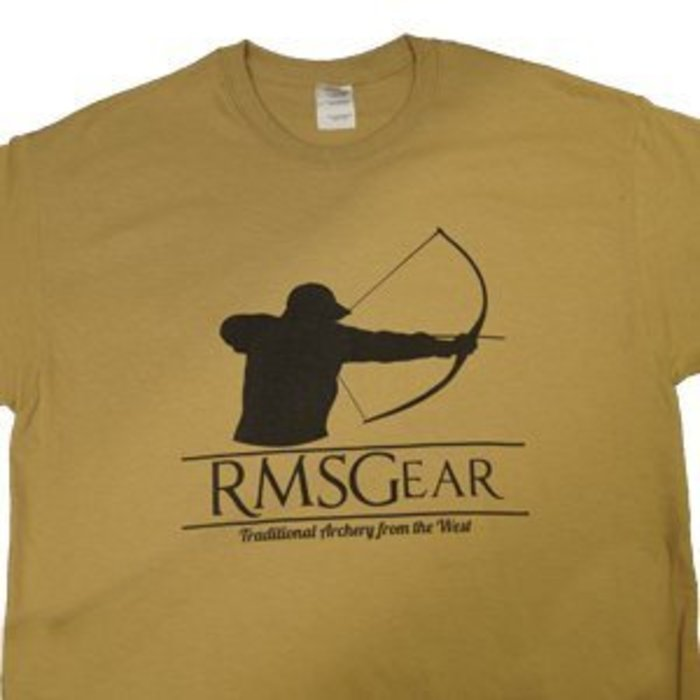 Tan RMSG Shirt Shooter