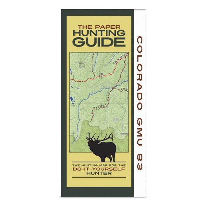 Diy Hunting Maps Maps   RMSGear