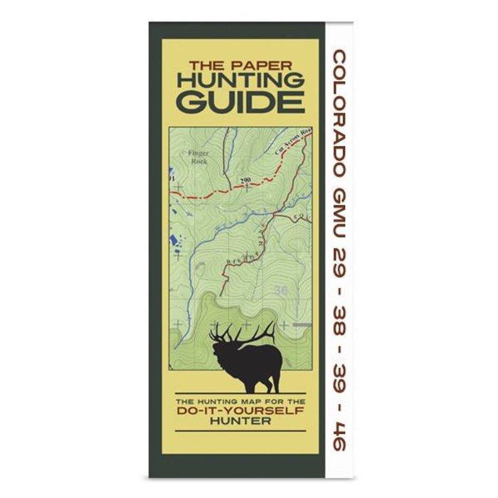 Diy hunting maps colorado gmus 29 38 39 46 rmsgear colorado gmus 29 38 39 46 solutioingenieria Gallery
