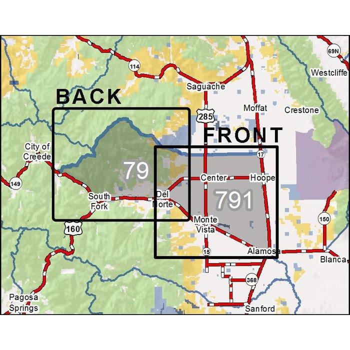 - Colorado GMU's 79, 791