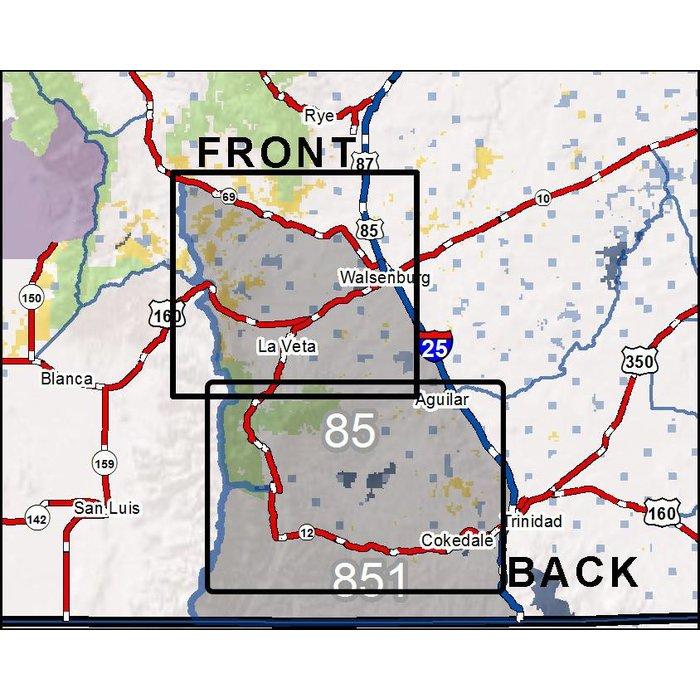 - Colorado GMU's 85, 851
