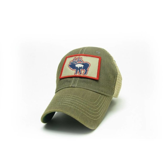 RutTuff Hat WY Gray