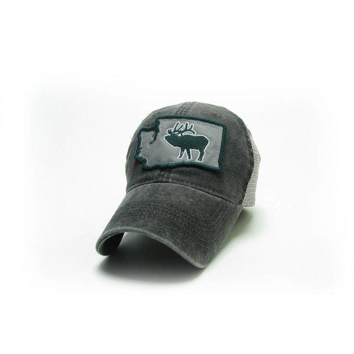 Hat WA Black